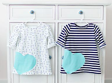Otroška obleka - tunika