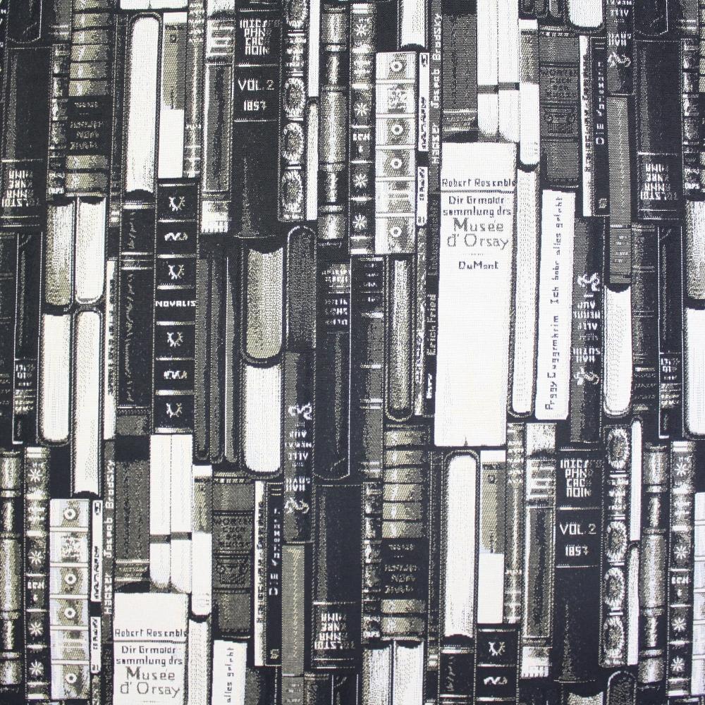 Deco jacquard, books, 13960-13