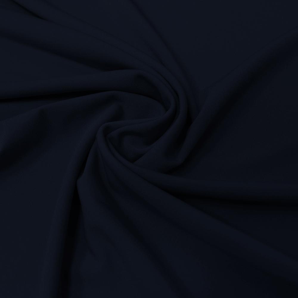 Pletivo, poliester, 008_13460-3 tamno plava