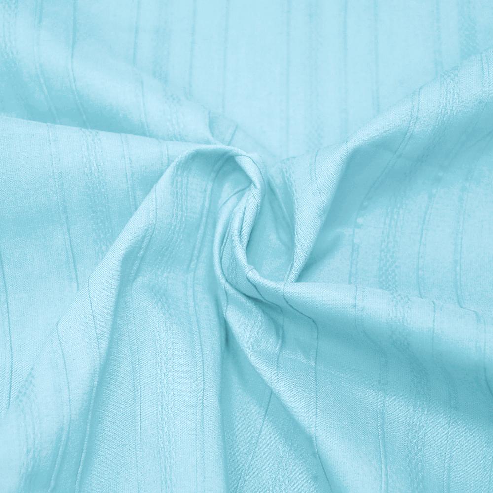 Poplin Doby, 2504-6, light blue