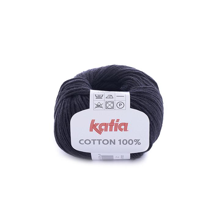 Preja, Cotton 100%, 14733-2, črna