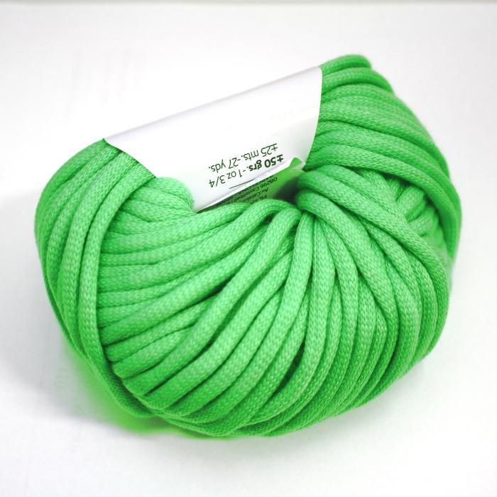 Preja, bombaž, poliamid, zelena, 14736-63