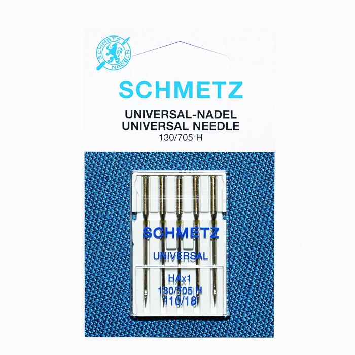 Machine needles, universal 110, 13419