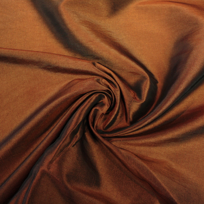Taffeta, polyester, 4525-010, brown