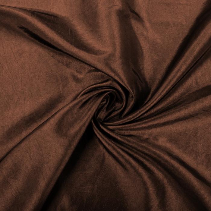 Taffeta, polyester, 4525-032, brown
