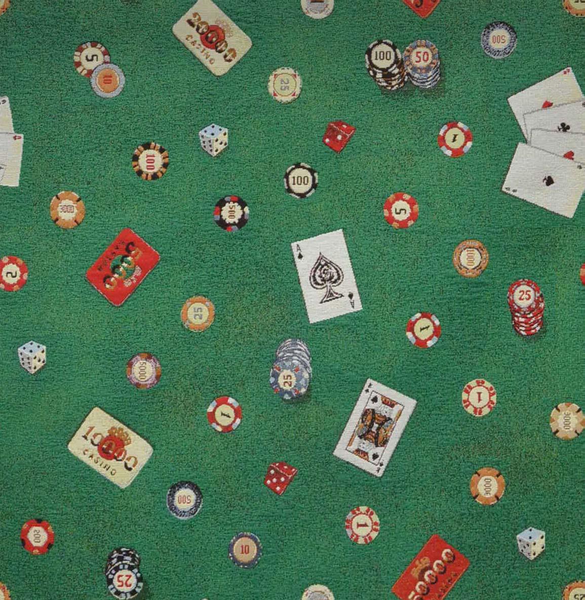 Deco jacquard, casino, 14804