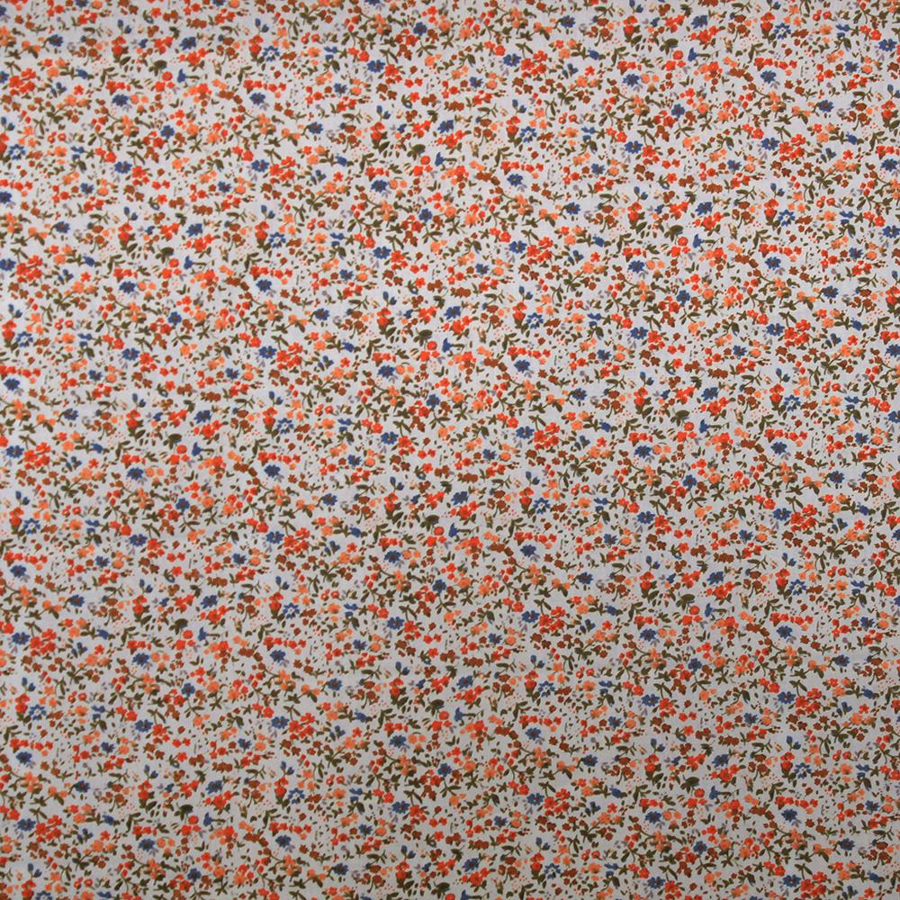 Bombaž, poplin, cvetlični, 13167-3