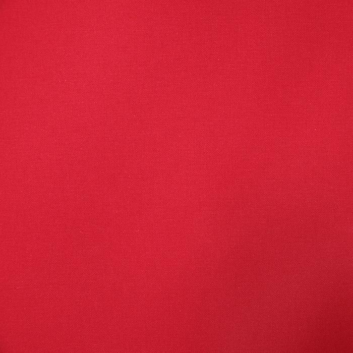 Deko, bombaž, panama, 13800-146, rdeča