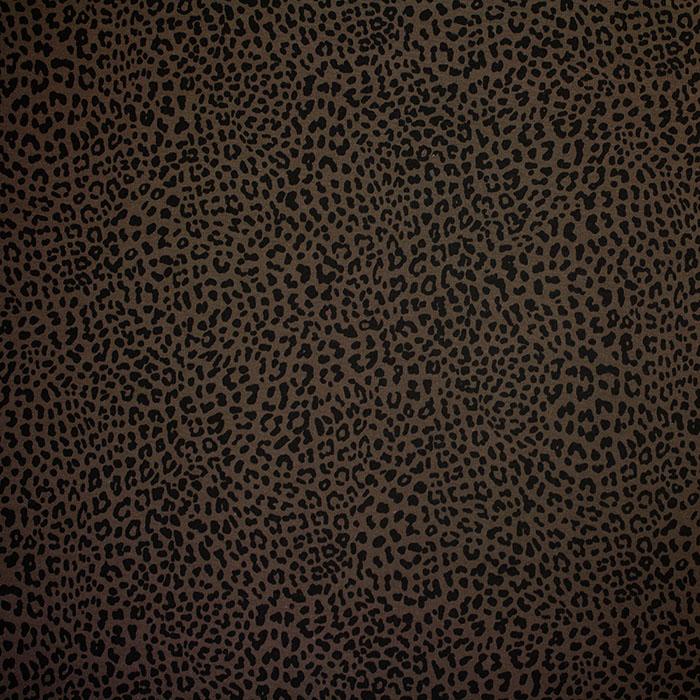 Bengalin, elastic fabric, animal, cheetah, 14895-1, brown