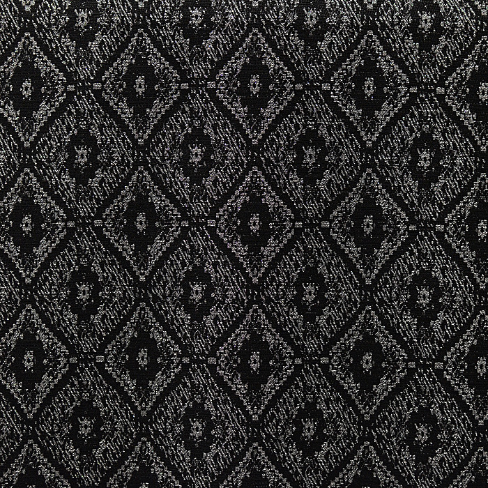 Jacquard, diamond, sheen, 15016