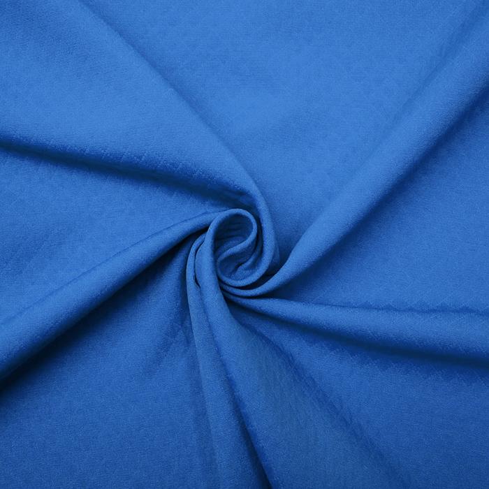 Deco jacquard, pique, 11936, blue