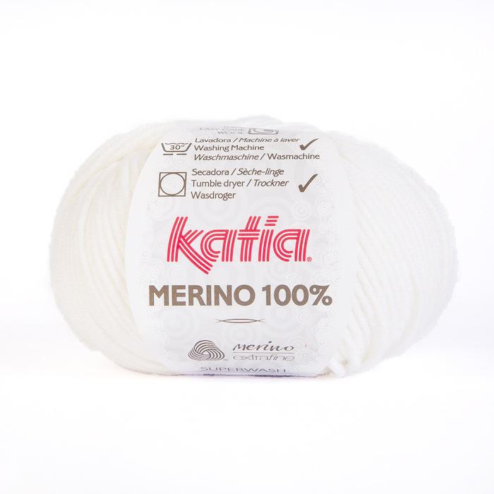 Volna, Merino, 15034-1, bela