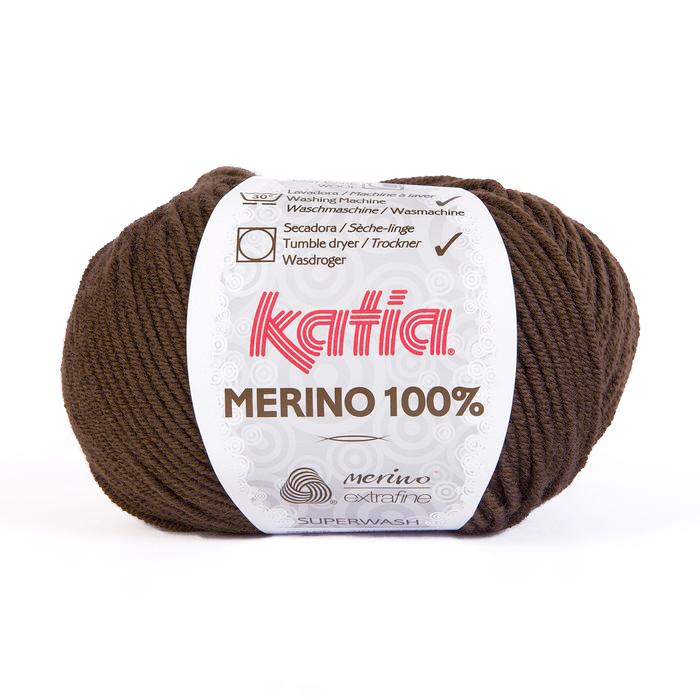Volna, Merino, 15034-21, rjava