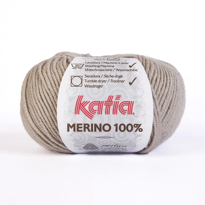 Vuna, Merino, 15034-40, bež