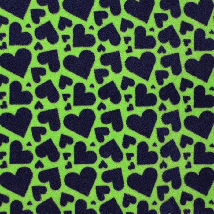 Velur, srca tamno plava, 15155-023