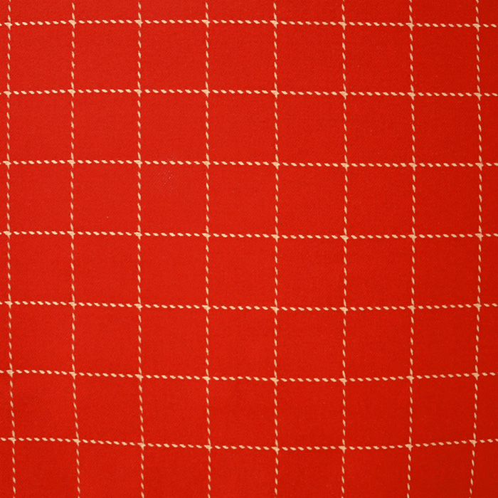 For suits, wool, diamond, 2649-45, red