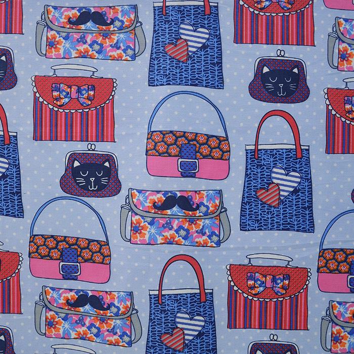 Deco, print, bags, 15230-3006