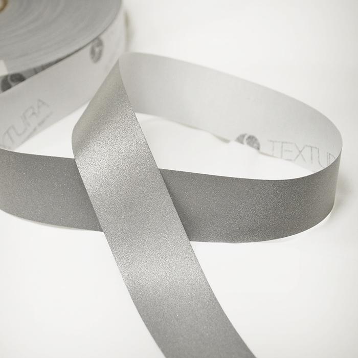 Refleksna traka, 30mm, 15287-1, srebrna