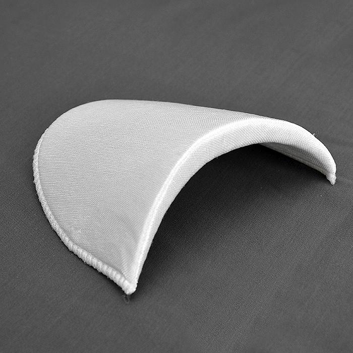 Shoulder pads, 00369-01, white