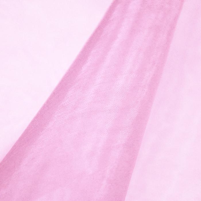 Organza, poliester, 05_13903-5, roza