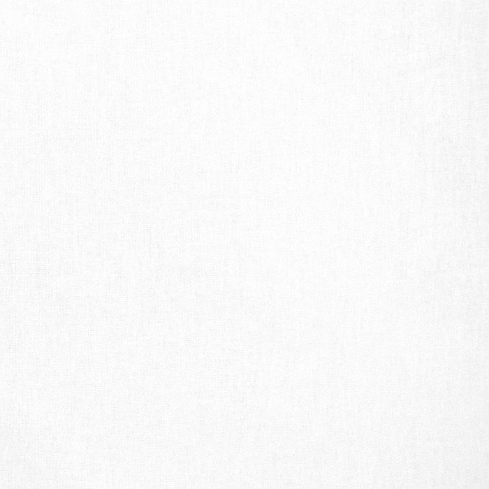 Bombaž, poplin, 15442, bela