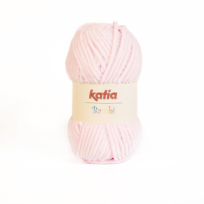 Yarn, Bambi, 15453-301, pink