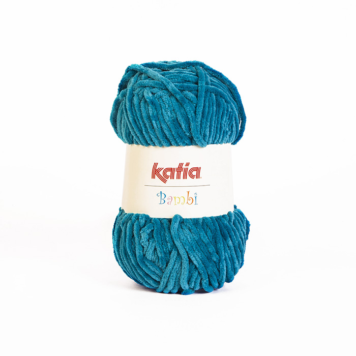 Yarn, Bambi, 15453-309, turquoise