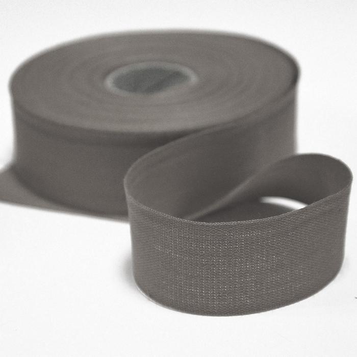 Traka, pamuk, 30mm, 15456-6132, siva
