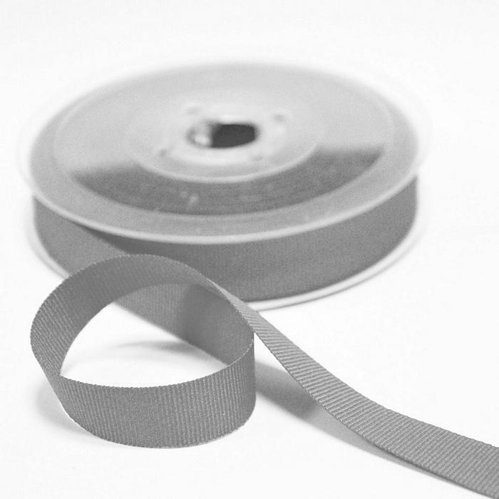 Band, Rips, 15 mm, 15457-611, silbern