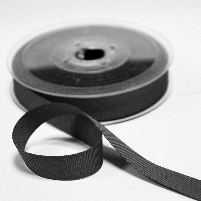 Band, Rips, 15 mm, 15457-1132, grau