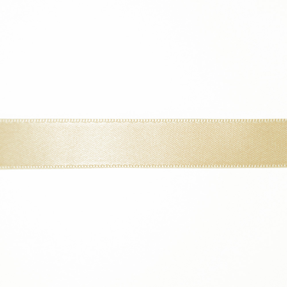 Satin ribbon, 15mm, 15459-1002, off-white