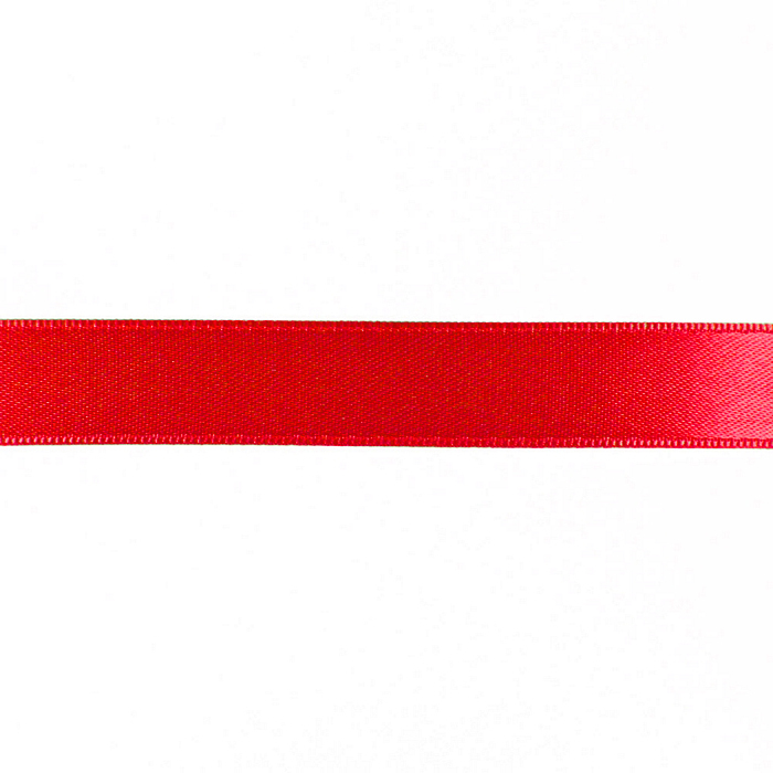 Band, Satin, 15 mm, 15459-1229, rot