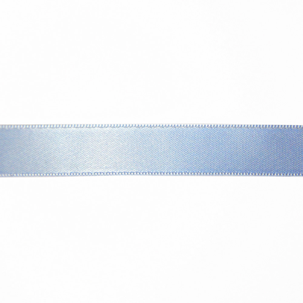 Satin ribbon, 15mm, 15459-1160, light blue