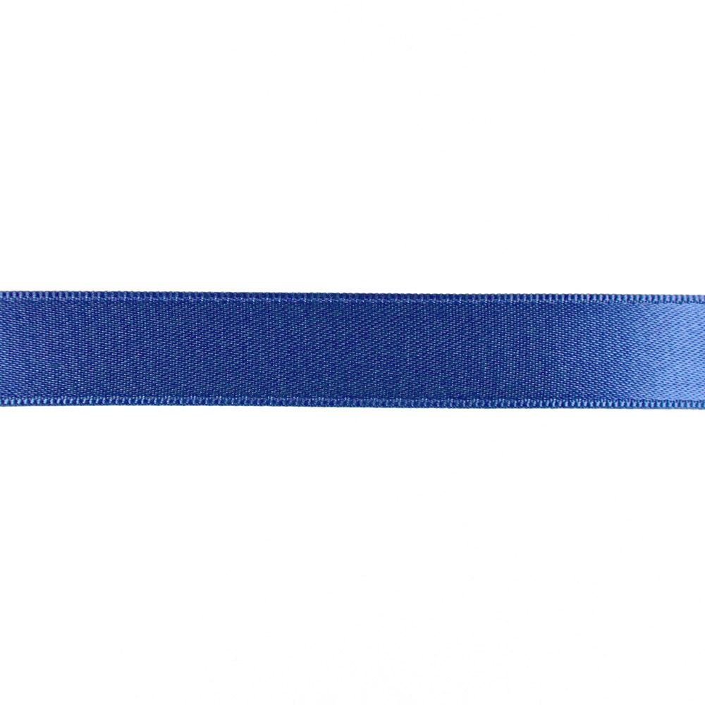 Satin ribbon, 15mm, 15459-1158, royal blue