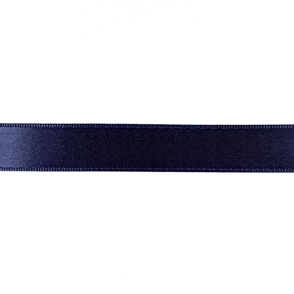 Band, Satin, 15 mm, 15459-1173, dunkelblau