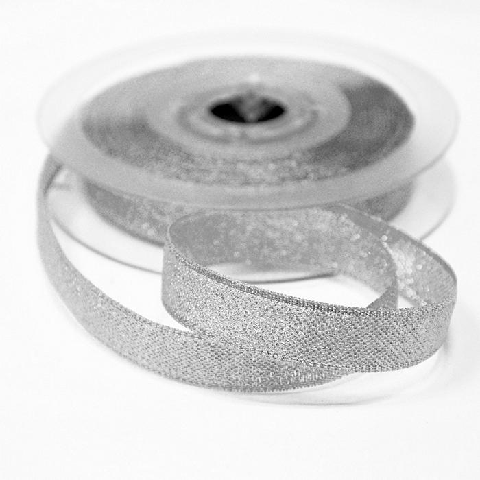 Traka, lame,15mm, 15480-2, srebrna