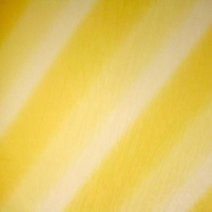Šifon, poliester, večbarven, 10783, rumena