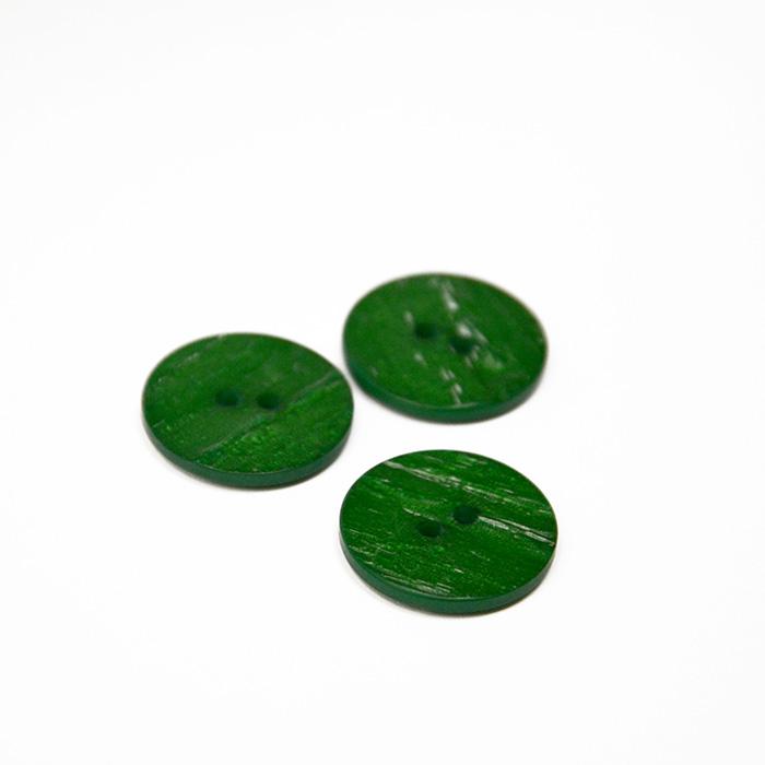 Knopf, für Anzüge, grün, 21mm, 15508-11P