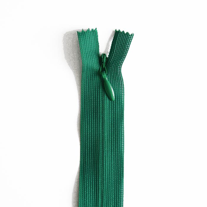 Reißverschluss, versteckt, 60cm, 04mm, 2041-680, grün