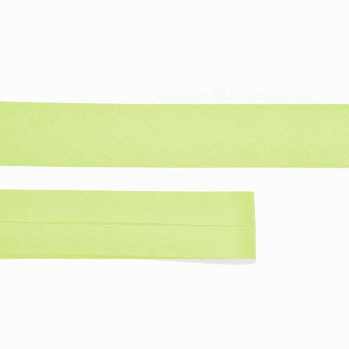 Obrubna traka, pamuk, 15516-106, limeta zelena