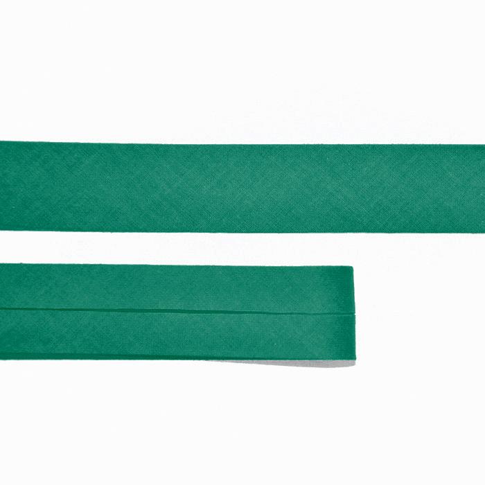 Obrubna traka, pamuk, 15516-35, zelena