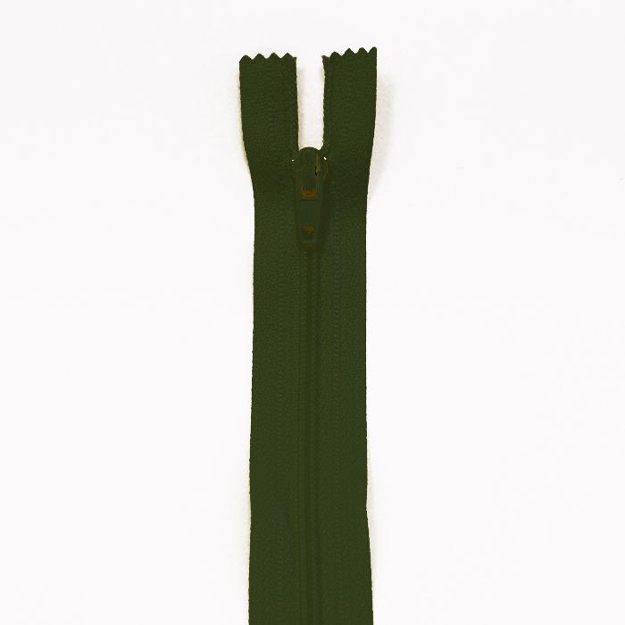 Reißverschluss, spiralig, 20cm, 04mm, 2042-680A, grün