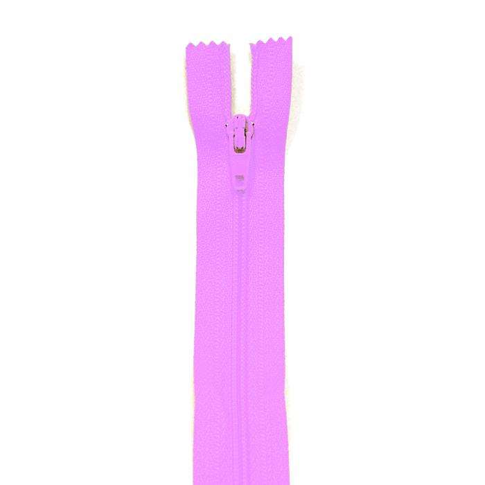 Reißverschluss, spiralig, 20cm, 04mm, 2042-420A, rosa