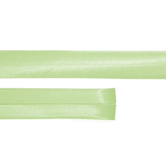 Obrobni trak, saten, 15644-4509, zelena