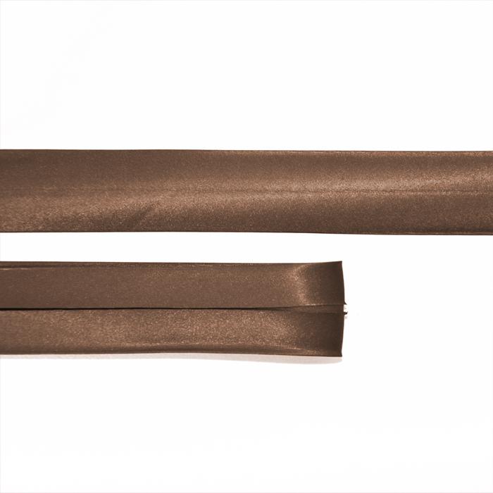 Bias tape, satin, 19_15644-458, copper