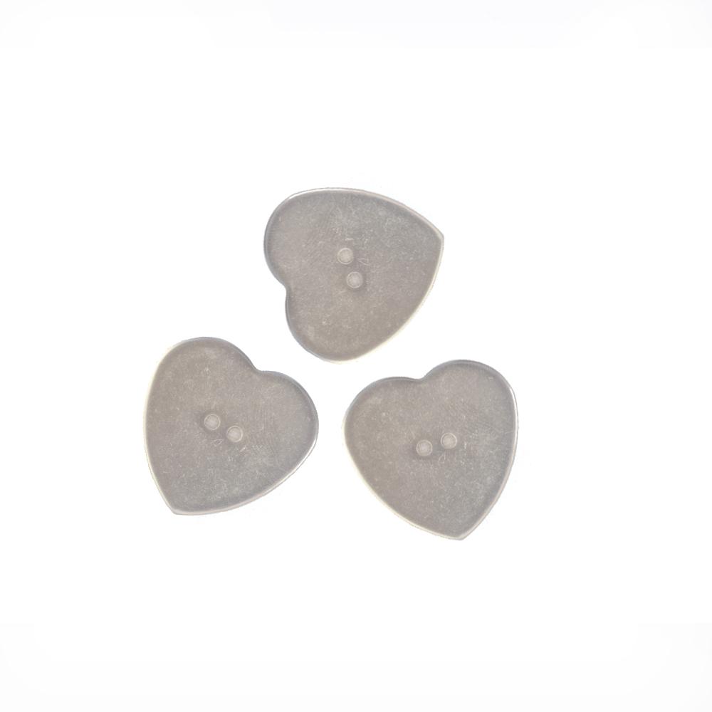 Knopf, für Kinder, grau, 30 mm, 00551