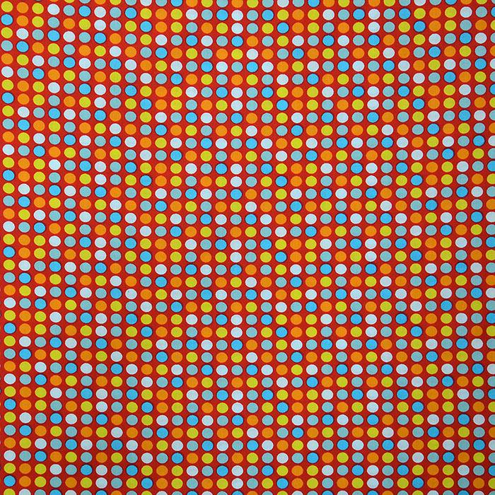 Cotton, poplin, dots, 15684-115