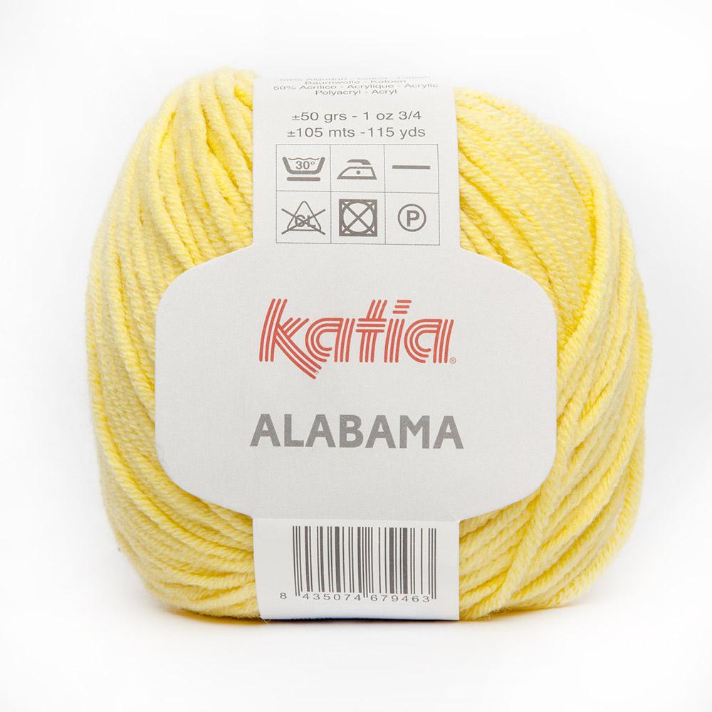 Yarn, Alabama, 15690-35, yellow