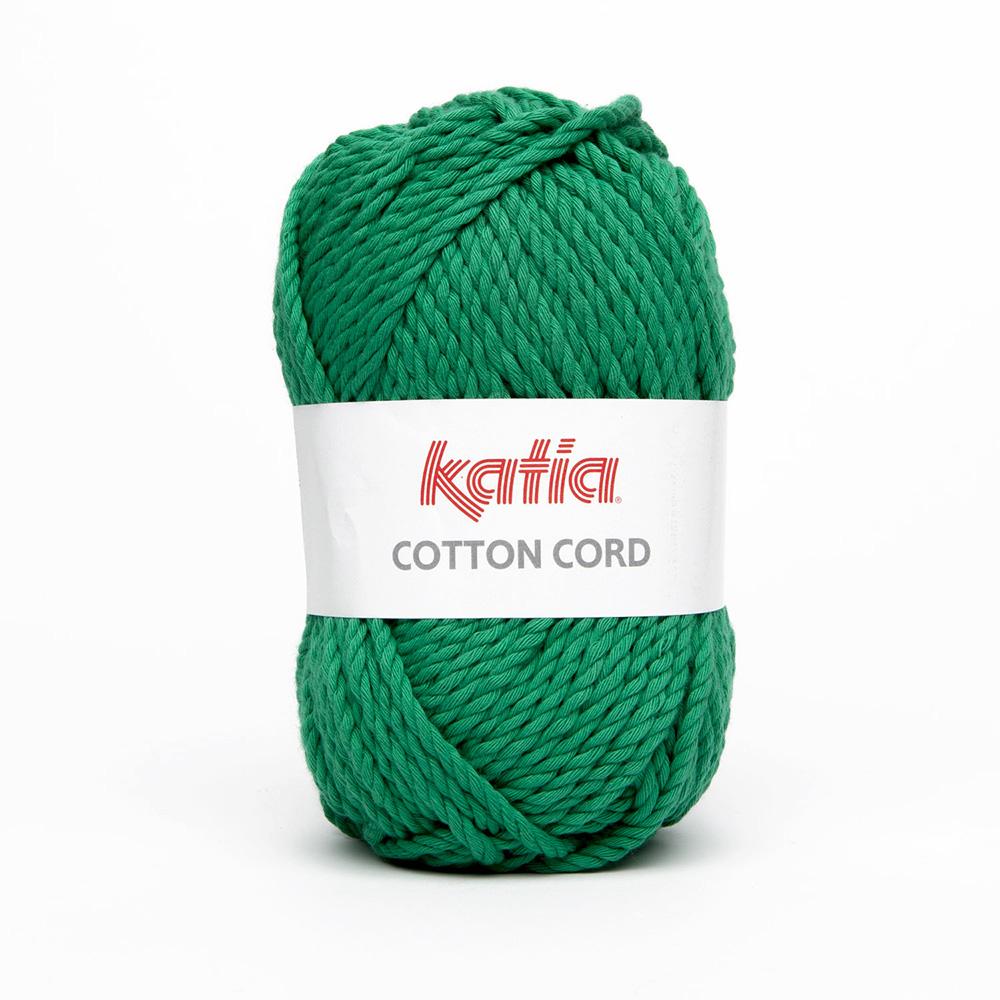 Preja, Cotton Cord, 14734-60, zelena