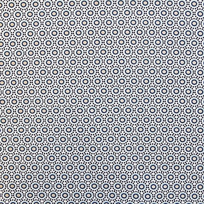 Cotton, poplin, dots, 15685-061